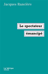 Ranciere spectateur